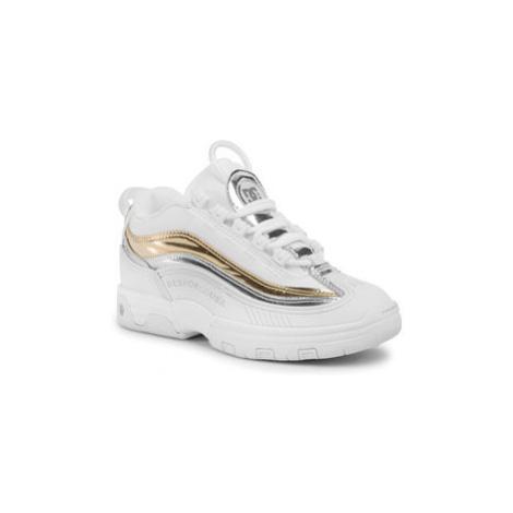 DC Sneakersy Legacy Og ADJS200024 Biela