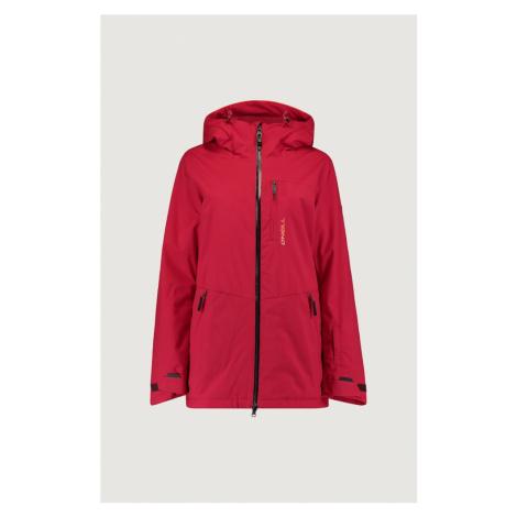 O'NEILL Outdoorová bunda 'Apo'  červená