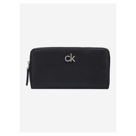Peněženka Calvin Klein Čierna