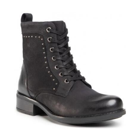 Šnurovacia obuv Lasocki WI23-BEECH-03 Prírodná koža(useň) - Nubuk