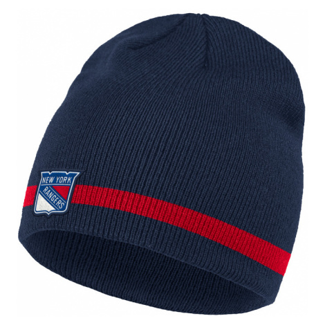 Zimná čiapka adidas Coach Beanie NHL New York Rangers