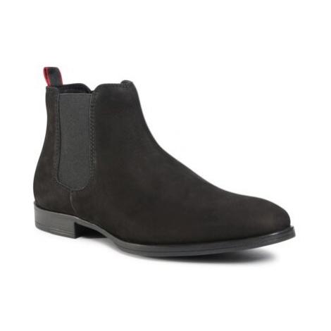 Členkové topánky Sergio Bardi MB-JEREMY2-38EO