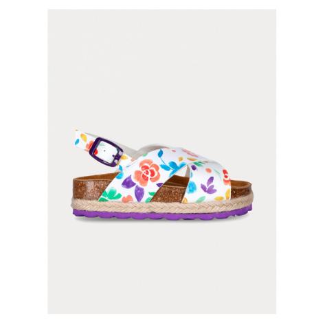 Sandále dětské Paez Farebná