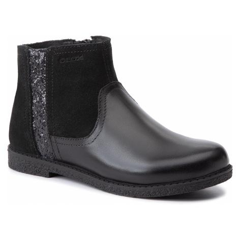Outdoorová obuv GEOX - J Shwantel G. B J944EB 04322 C9999 S  Black