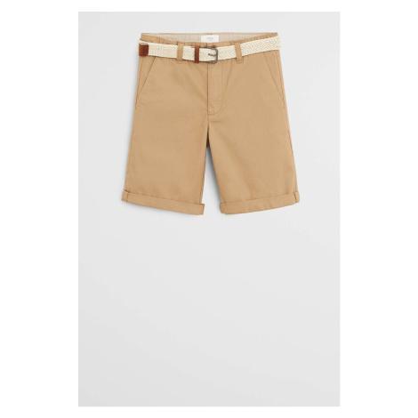 Mango Kids - Detské krátke nohavice Pico6 110-164 cm
