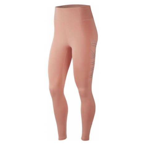 Nike RUN TGHT GX W ružová - Dámske bežecké legíny
