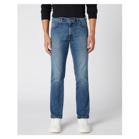 Wrangler Greensboro Jeans Modrá