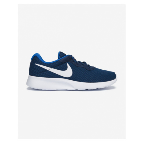 Nike Tanjun Tenisky Modrá
