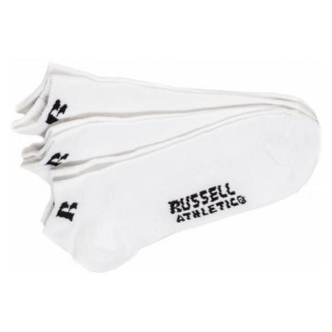 Russell Athletic HALTON biela - Ponožky