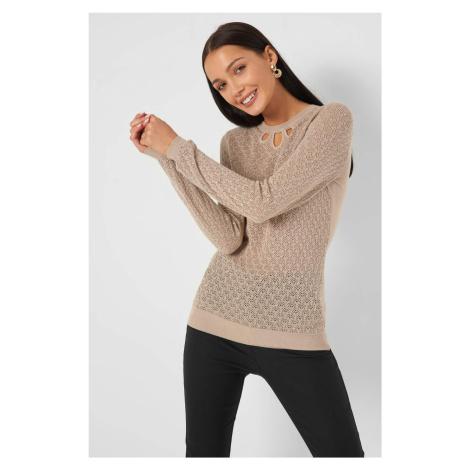 Ažúrový sveter Orsay