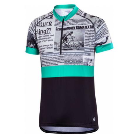 Klimatex BAREX zelená - Pánsky cyklistický dres