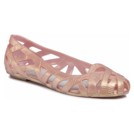 Baleríny MELISSA - Jean + Jason Wu VII Ad 32288  Pink/Grey 53667