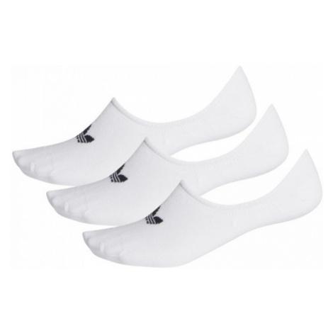 Adidas Low Cut Sock 3P biela