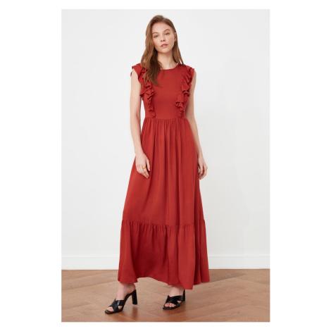 Dámske šaty Trendyol Patterned