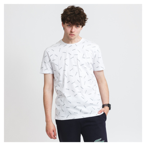 LACOSTE Men's T-shirt biele