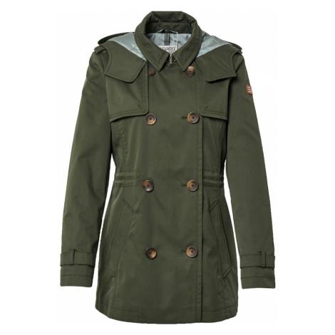 ESPRIT Prechodný kabát  zelená