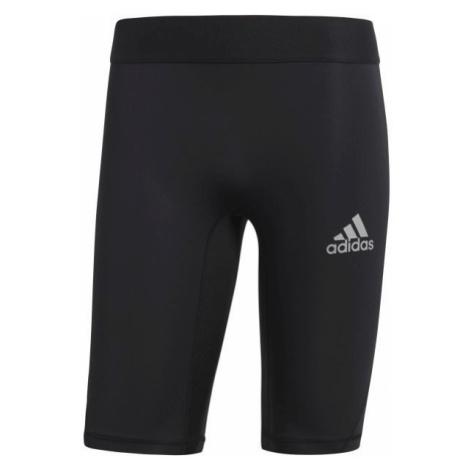 adidas ALPHASKIN SPORT SHORT TIGHTS M čierna - Pánske spodné šortky