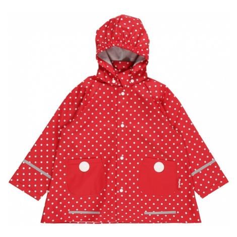 PLAYSHOES Kabát  biela / svetločervená