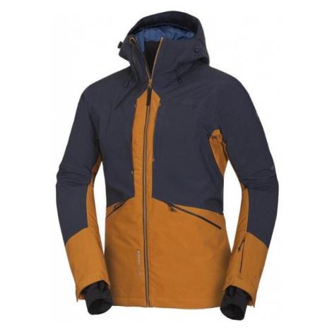 Northfinder ALDENY žltá - Pánska bunda