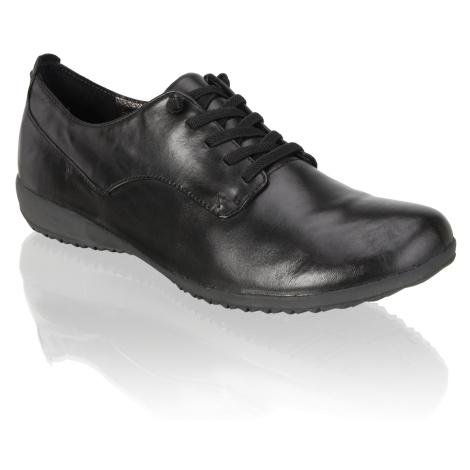 Seibel Šnurovacia obuv čierna Josef Seibel
