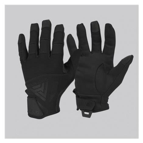 Strelecké rukavice DIRECT Action® Hard - čierne