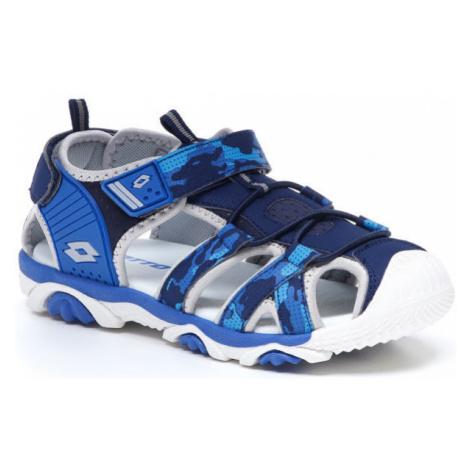 Lotto SUMATRA IV CL modrá - Chlapčenské sandále