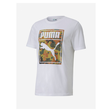 Classics Triko Puma Biela