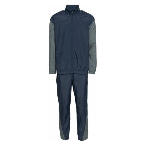 ADIDAS PERFORMANCE Športový úbor  námornícka modrá / pastelovo zelená