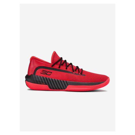 Topánky Under Armour Sc 3Zer0 Iii-Red Červená
