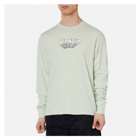 Pánske tričko s dlhým rukávom RIPNDIP mind blown