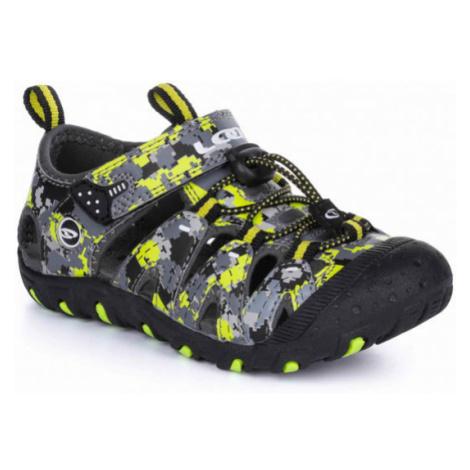 Loap BAM žltá - Detské sandále