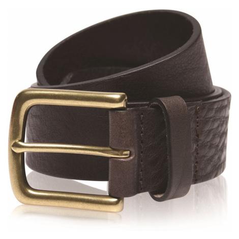 Firetrap Premium Leather Belt Mens