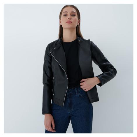 Mohito - Motorkárska bunda - Čierna