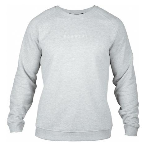 MOROTAI Športová mikina  sivá