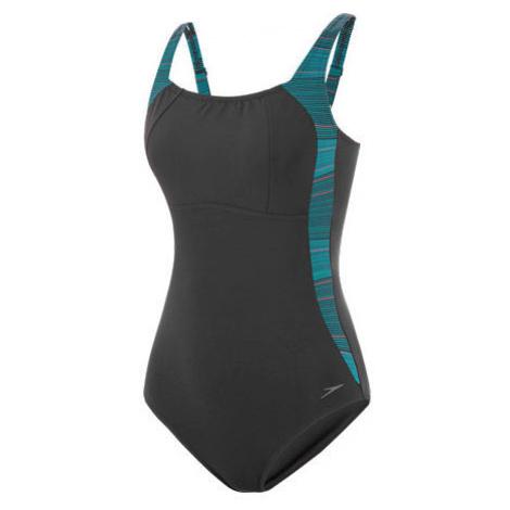 Športové jednodielne plavky Speedo