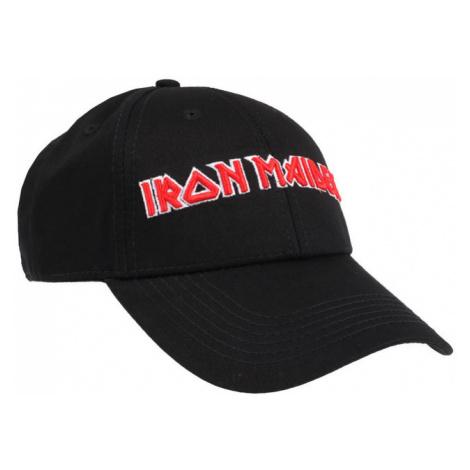 šiltovka ROCK OFF Iron Maiden Logo
