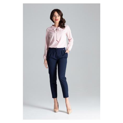 Lenitif Woman's Pants L028 Navy