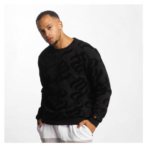 Rocawear / Jumper Retro Velour in black - Veľkosť:S