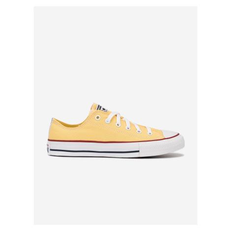 Chuck Taylor All Star Ox Tenisky dětské Converse Žltá