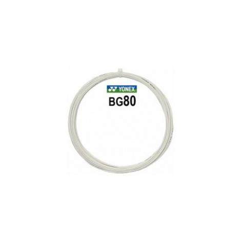 Yonex Micron Bg80 White (0.68 Mm)