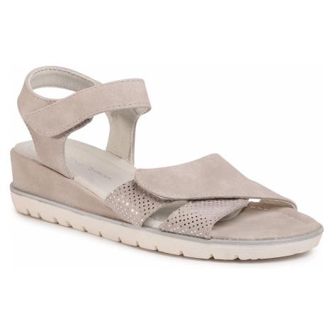 Sandále CLARA BARSON - WS5081-01 Grey