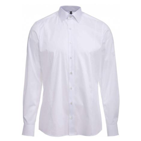 OLYMP Biznis košeľa 'Level 5 Uni TN'  biela