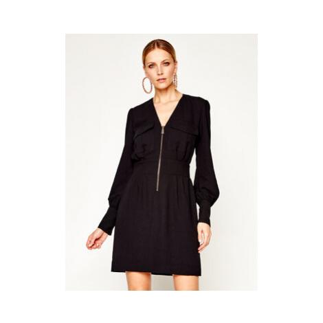 Pinko Každodenné šaty Capeta 20201 PBK2 1B14ES. 8070 Čierna Regular Fit