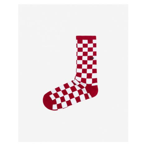 Vans Ponožky Červená Biela