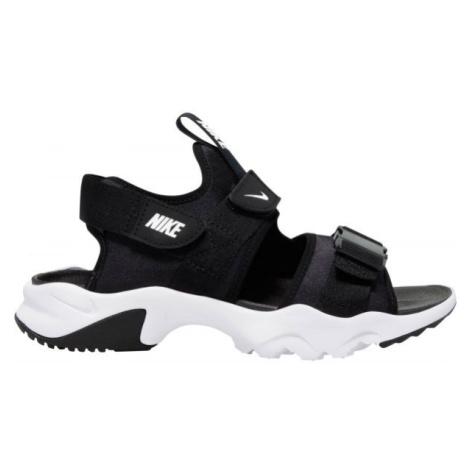 Nike CANYON SANDAL čierna - Dámske sandále