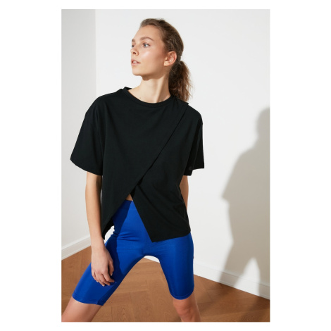 Trendyol Black Sports T-Shirt