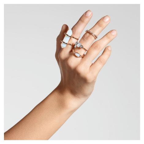 Golddigga Stone Rings