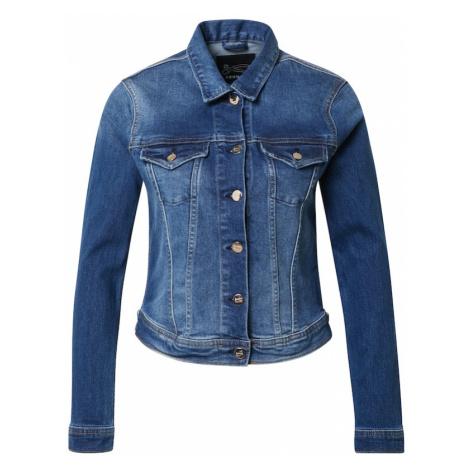 DENHAM Prechodná bunda 'BROOKLYN'  modrá