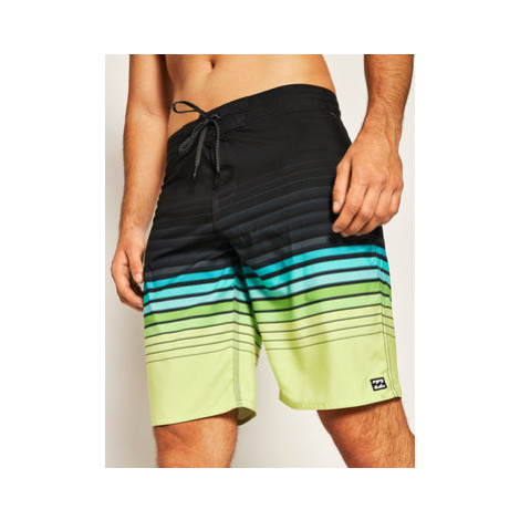 Billabong Plavecké šortky All Day Stripe S1BS62 BIP0 Farebná Regular Fit