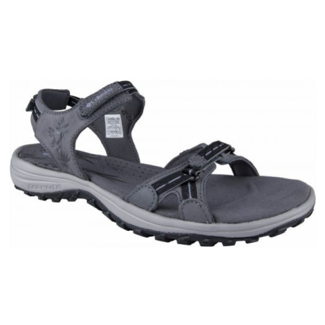 Columbia LONG SANDS SANDALS sivá - Dámske sandále